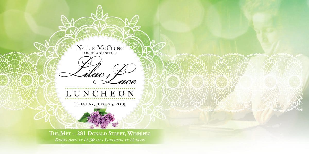 Lilac & Lace Luncheon